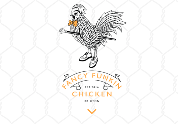 Fancy Funkin Chicken commissioned a responsive website for their Chicken restaurant now open in London!